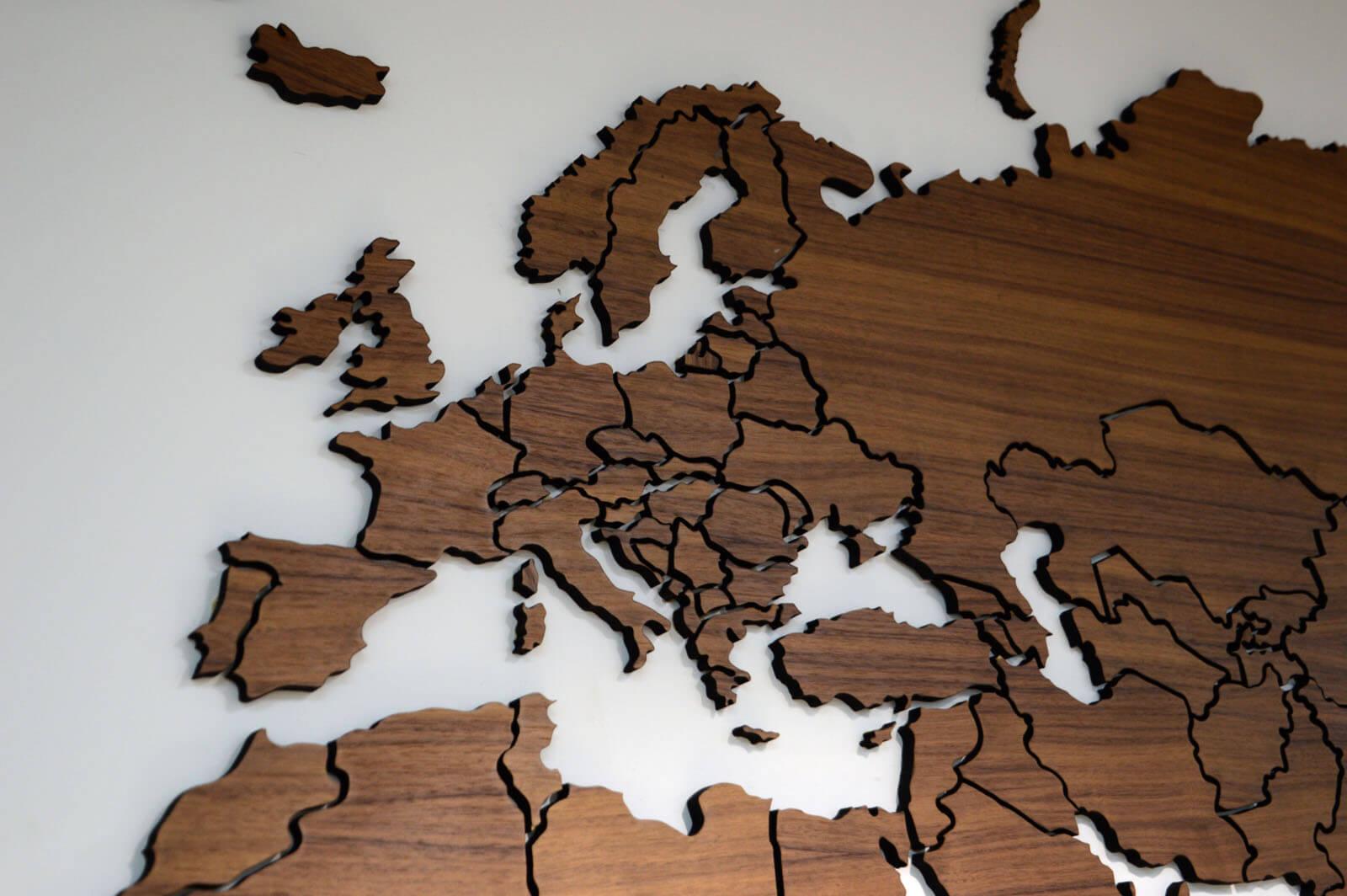 Европейские страны