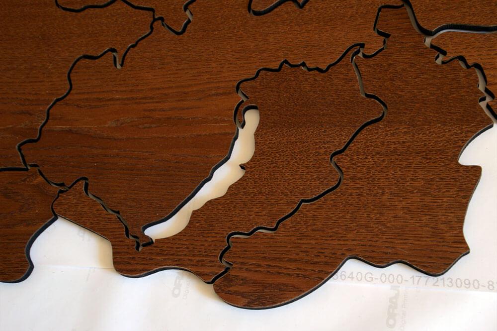 Карта Байкал - Иркутск