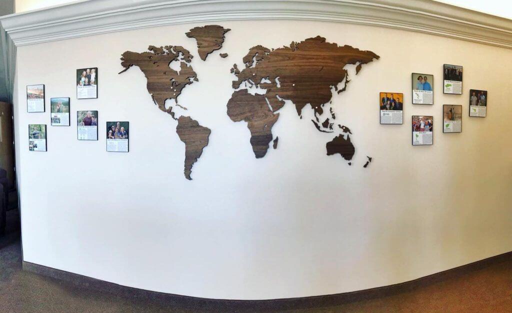 В коридор карта