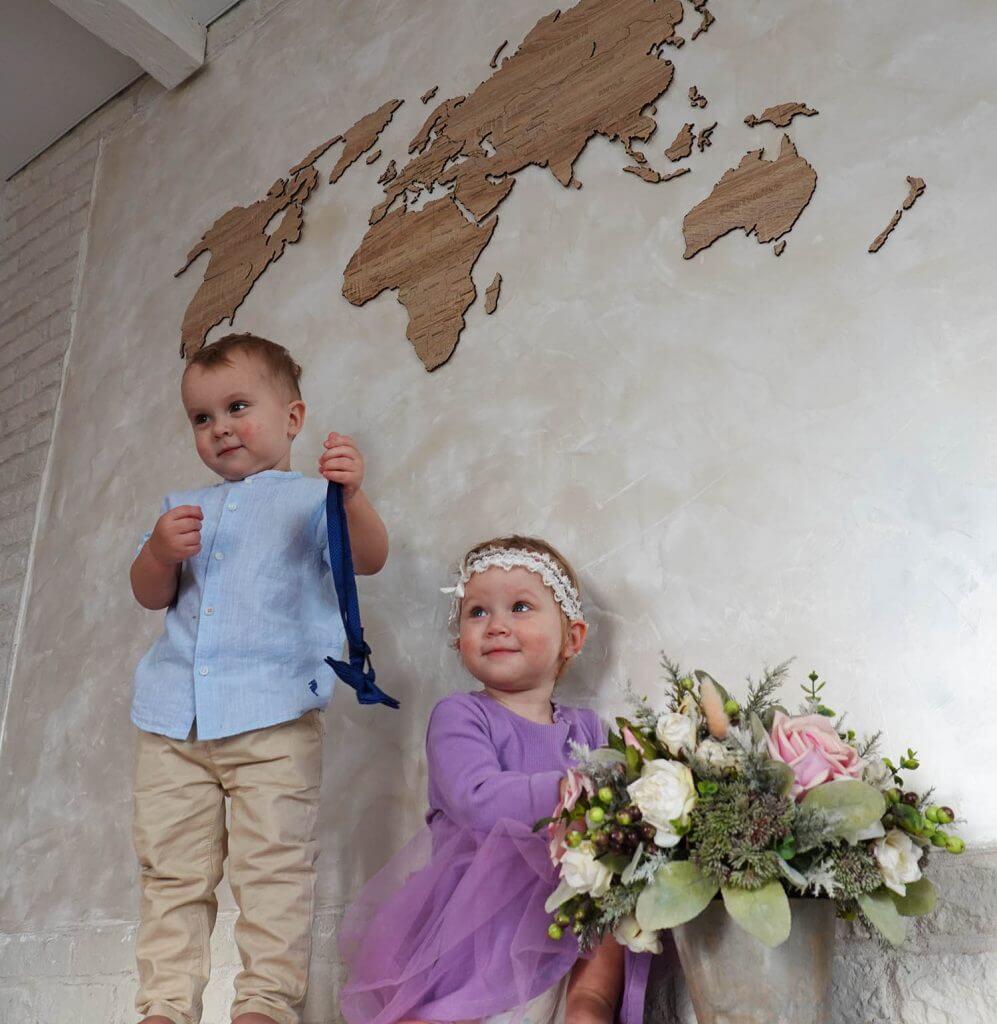 Карта в детскую